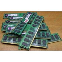 ГЛЮЧНАЯ/НЕРАБОЧАЯ память 2Gb DDR2 Kingston KVR800D2N6/2G pc2-6400 1.8V  (Калининград)