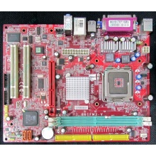 Материнская плата MSI MS-7142 K8MM-V socket 754 (Калининград)