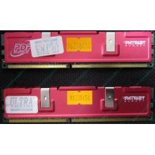 Память 512Mb (2x256Mb) DDR-1 533MHz Patriot PEP2563200+XBL (Калининград)