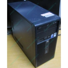 Компьютер Б/У HP Compaq dx7400 MT (Intel Core 2 Quad Q6600 (4x2.4GHz) /4Gb /250Gb /ATX 300W) - Калининград