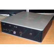 Четырёхядерный Б/У компьютер HP Compaq 5800 (Intel Core 2 Quad Q6600 (4x2.4GHz) /4Gb /250Gb /ATX 240W Desktop) - Калининград