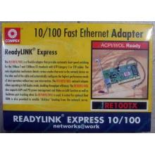 Сетевой адаптер Compex RE100TX/WOL PCI (Калининград)