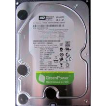 Б/У жёсткий диск 1Tb Western Digital WD10EVVS Green (WD AV-GP 1000 GB) 5400 rpm SATA (Калининград)