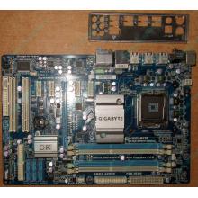 Материнская плата Gigabyte GA-EP45T-UD3LR rev 1.3 Б/У (Калининград)