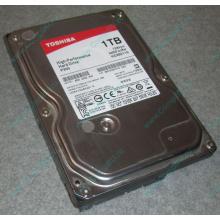 Дефектный жесткий диск 1Tb Toshiba HDWD110 P300 Rev ARA AA32/8J0 HDWD110UZSVA (Калининград)