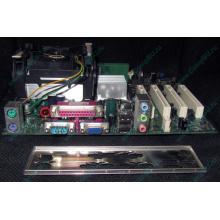 Комплект: плата Intel D845GLAD с процессором Intel Pentium-4 1.8GHz s.478 и памятью 512Mb DDR1 Б/У (Калининград)