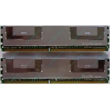 Серверная память 1024Mb (1Gb) DDR2 ECC FB Hynix PC2-5300F (Калининград)